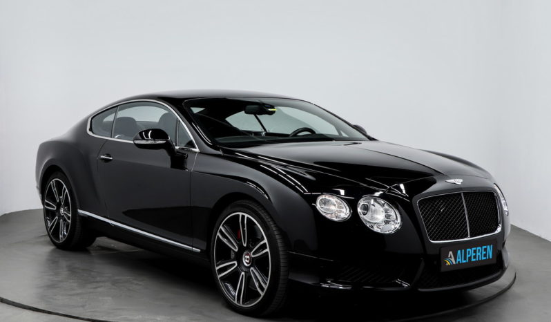 Bently Continental Gt dolu